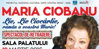 Concert Maria Ciobanu