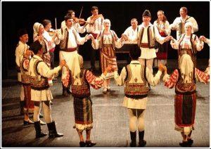 Coregrafia dansului traditional astazi