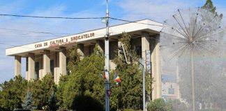 Casa de cultura George Tutoveanu