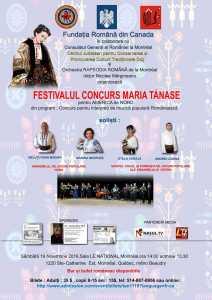 Festival Maria Tănase