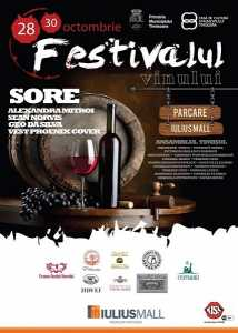 Festivalul Vinului Timisoara