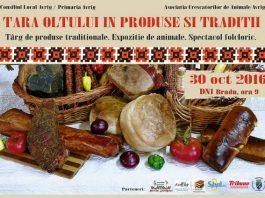 "Festivalul ""Tara Oltului in produse si traditii"""