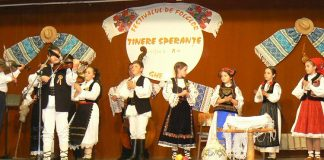 """festivalul """"tinere sperante"""""""