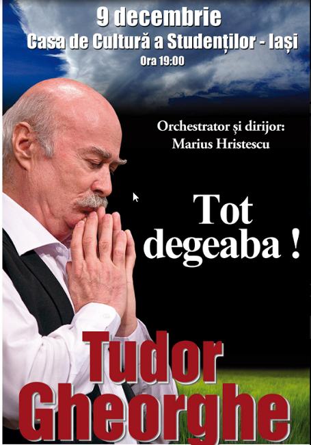 Degeaba Tudor Gheorghe