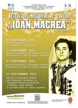 Festivalul Ioan Macrea