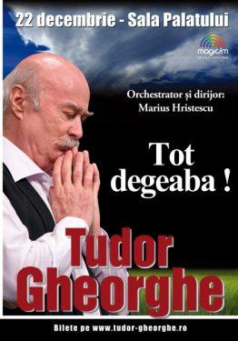 Tot Degeaba - Tudor Gheorghe