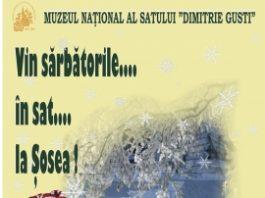 Vin Sarbatorile in sat ... la Sosea