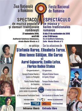 Ziua Națională a României Spania