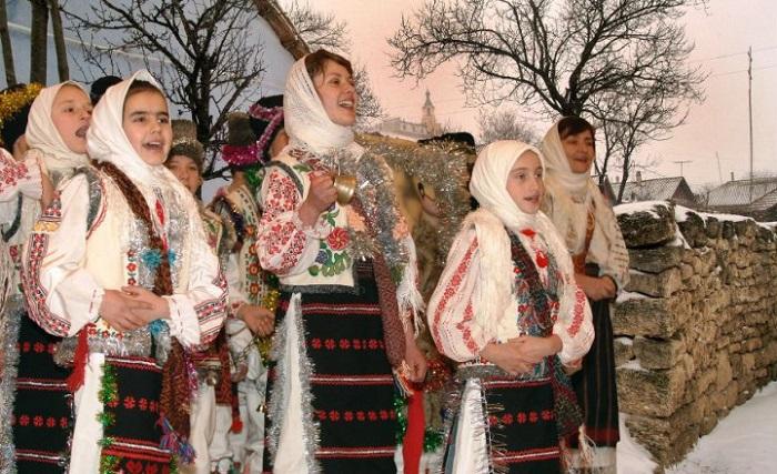 Traditii pe rit vechi
