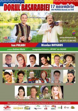 Concert Dorul Basarabiei