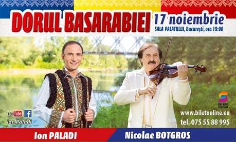 Concert Dorul Basarabiei 2
