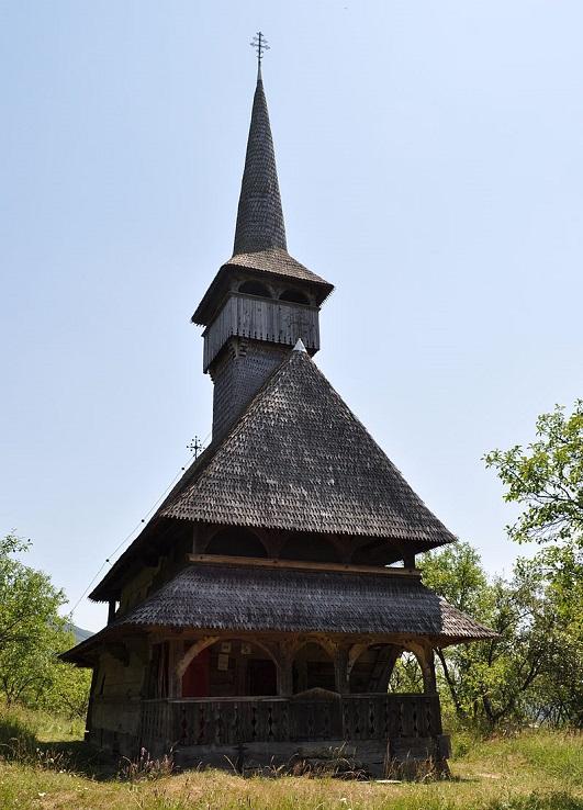 Biserica - Intrarea Maicii Domnului în Biserica
