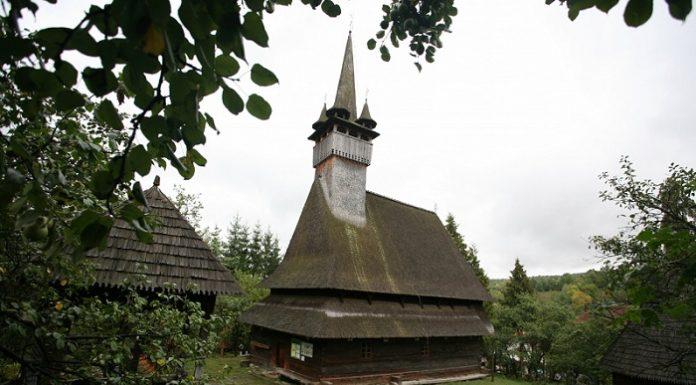 Biserica de lemn din Budești-Josani