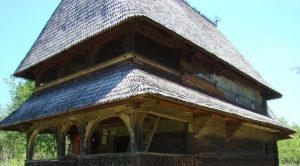 Biserica de lemn - Barsana Maramures
