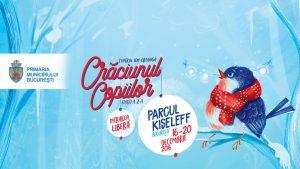 Crăciunul Copiilor - Parcul Kiseleff