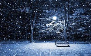 Te uită cum ninge, decembre