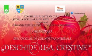 Colinde traditionale - Deschide usa, Crestine