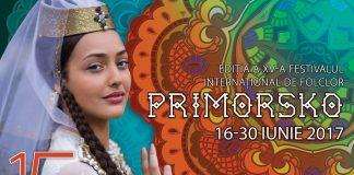 primorsko - festival international de folclor