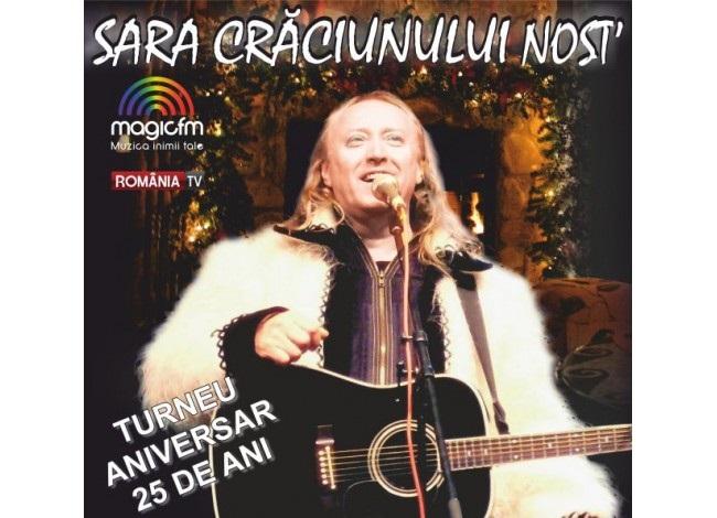 Stefan Hrusca- Sara Craciunului Nost