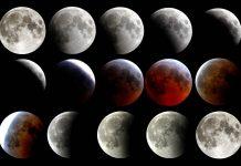 Fazele lunii - Obiceiuri de Lună Plina