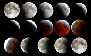 Fazele lunii - Obiceiuri de Lună Plină