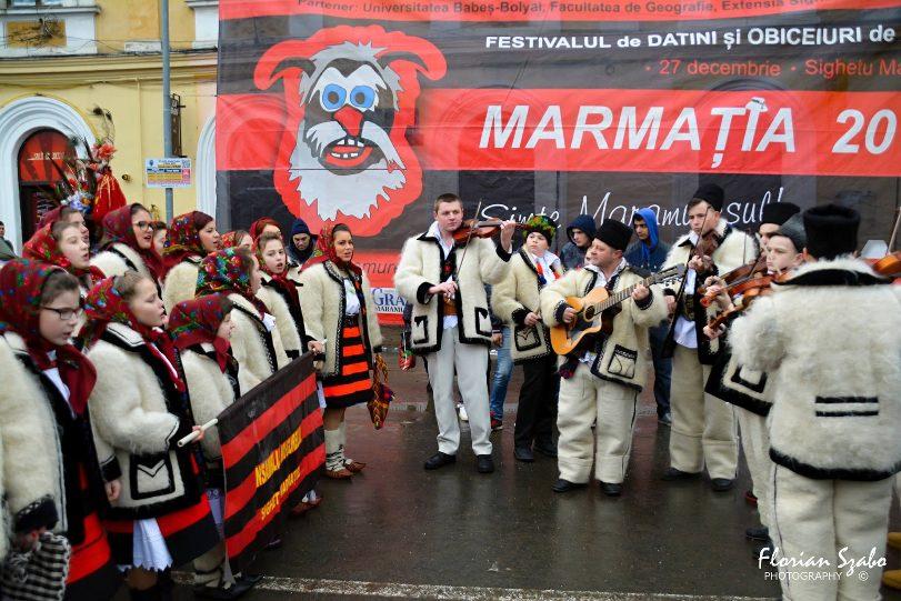 Festivalul datinilor de iarna, Marmatia – 2016!