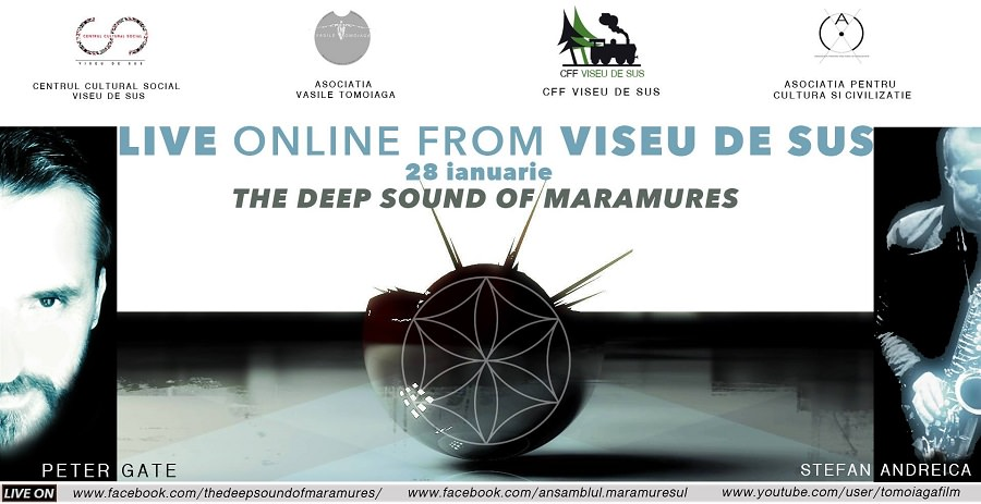 The Deep Sounds of Maramures - Peter Gate