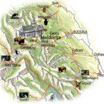 moldovita harta