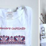 suvenir romanesc – tricouri faine cu mesaje cusute