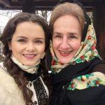Angelica Flutur si Sofia Vicoveanca