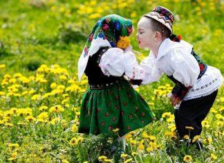 Dragobetele saruta fetele