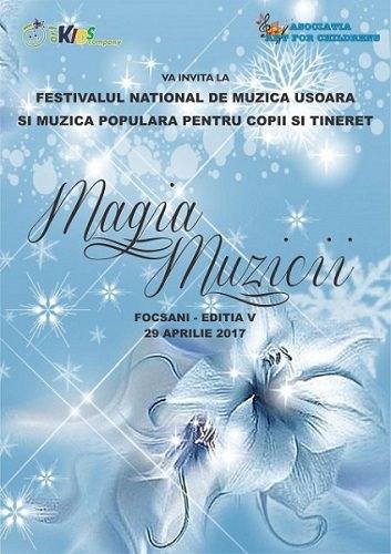 Festivalul Magia Muzicii - Focsani