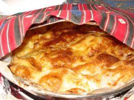 Placinta dobrogeana traditionala