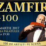 Zamfir + 100 de artisti