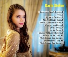 A taste of Jazz - Daria Stefan
