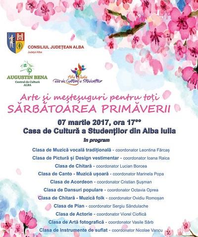 Sărbătoarea primăverii - Arte și meșteșuguri pentru toți