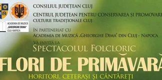 Spectacol Folcloric - Flori de primavara