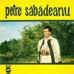 Petre Sabadeanu – cover