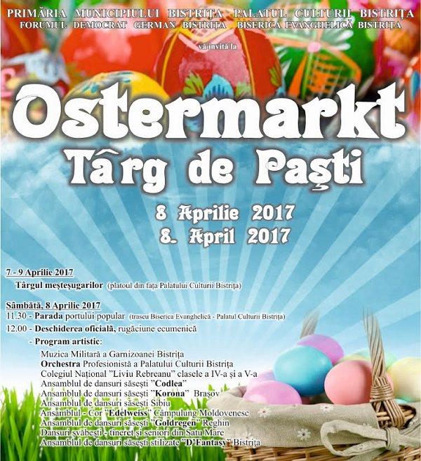 Târgul tradițional Ostermarkt