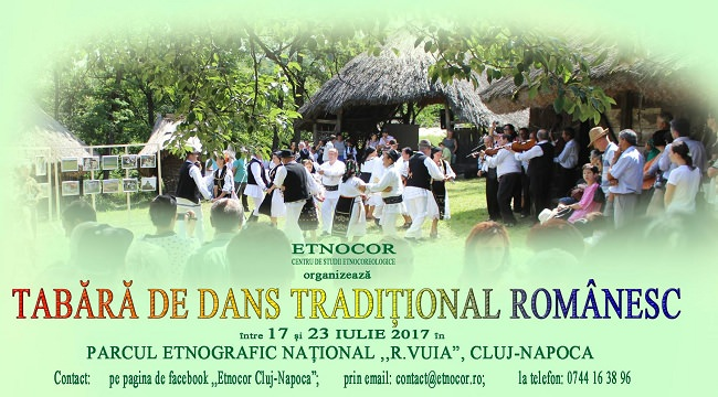 Tabără de dans tradițional Românesc