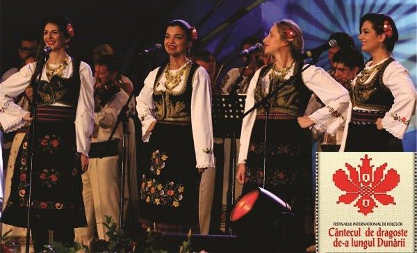 """Festivalul """"Cântecul de dragoste de-a lungul Dunării"""""""