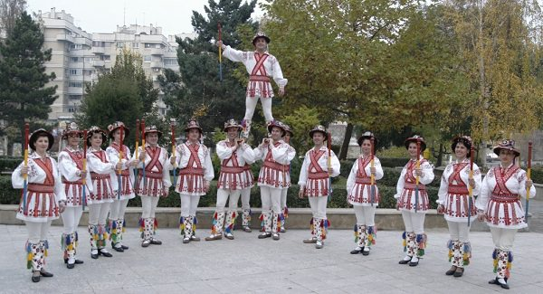 """Festivalul Internațional """"Călușul Românesc"""""""