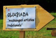 Olimpiada Mestesuguri artistice traditionale
