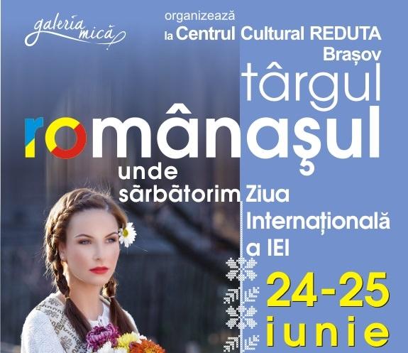 Târgul românașul - Ziua Internațională a Iei