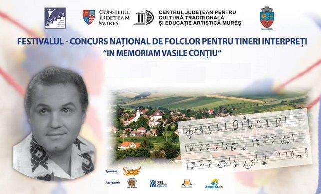 Festivalul In memoriam Vasile Contiu