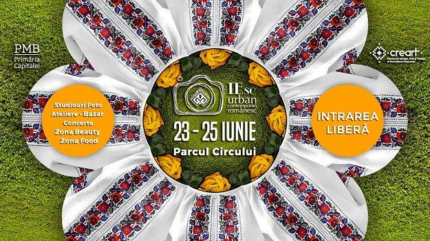 Festivalul IEsc în Parcul Circului din București