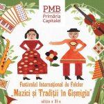 Festivalului de Folclor Muzici si Traditii in Cismigiu