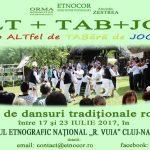 Tabara de dansuri traditionale romanesti