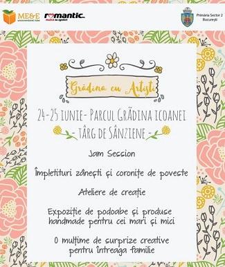 Targ de Sanziene - Gradina Icoanei