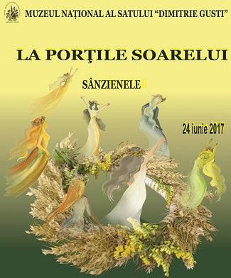 Targ - la portile soarelelui - Sanziene
